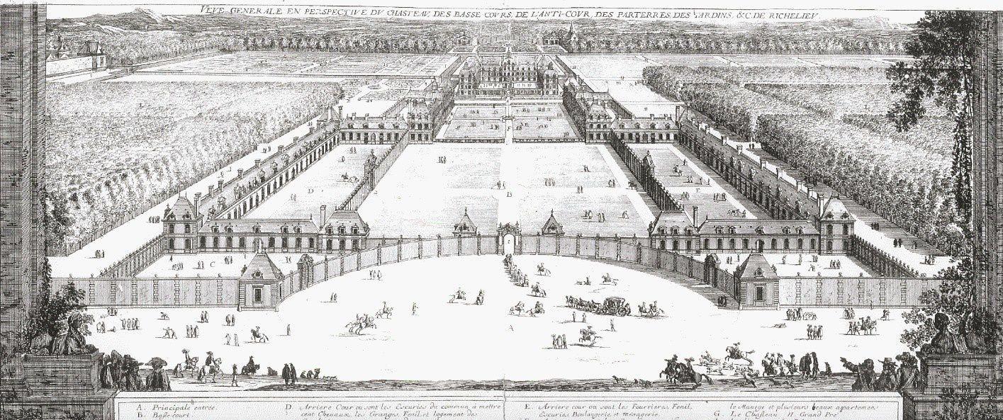 la destruction du château du cardinal de Richelieu, un attentat irrémédiable (?) contre le patrimoine culturel de la France