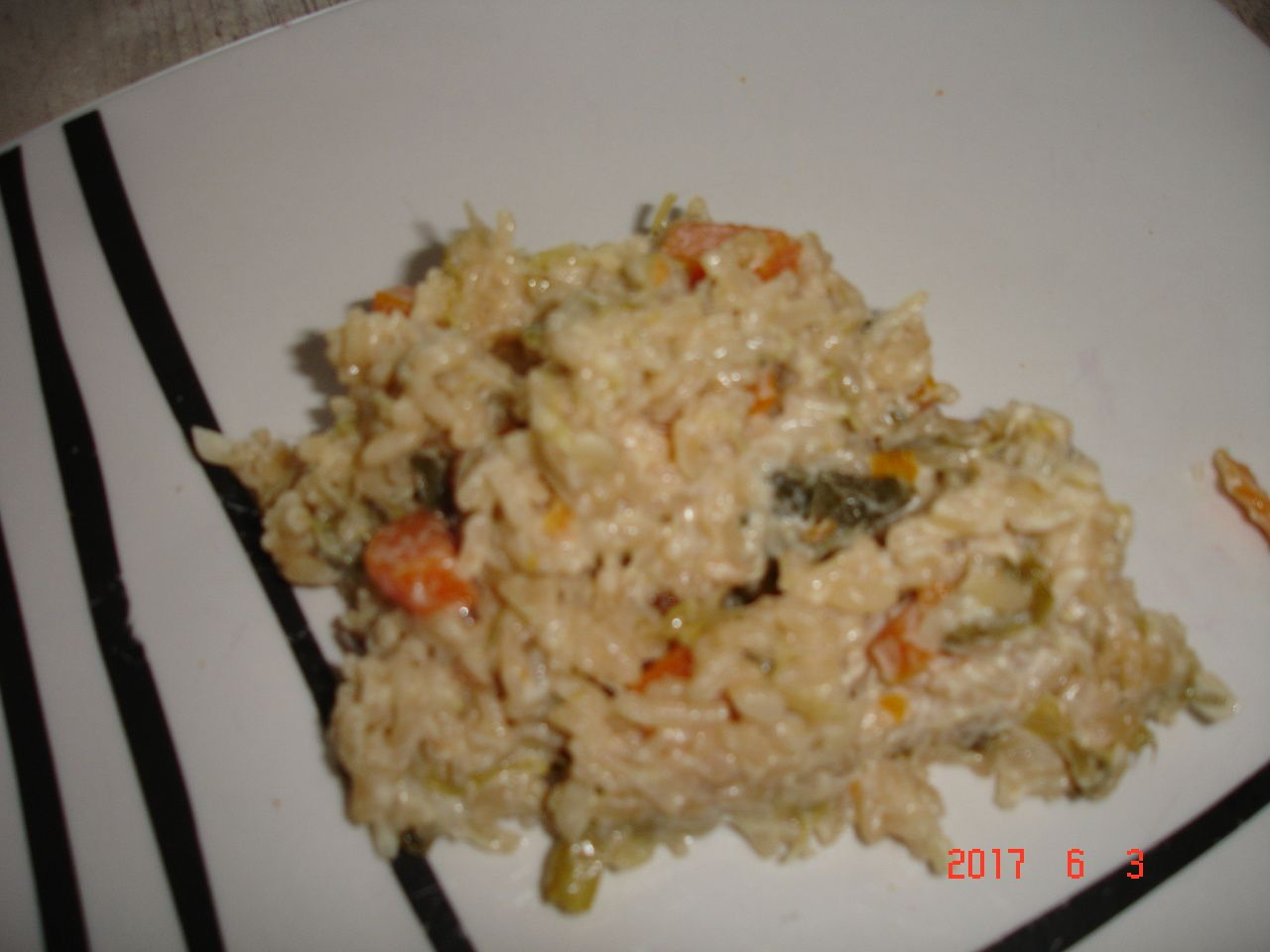 risotto carottes poireaux cookéo