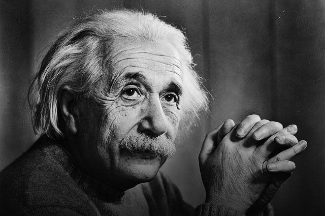 Lettre d'Albert Einstein à sa fille Lieserl.