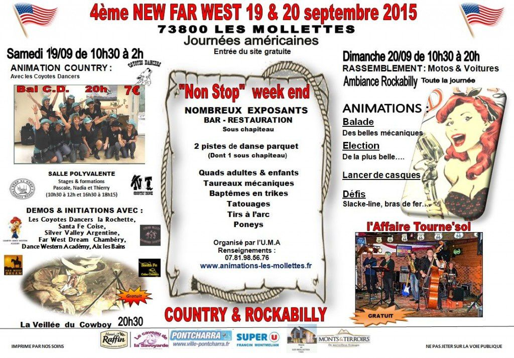 UN WEEK END FAR WEST