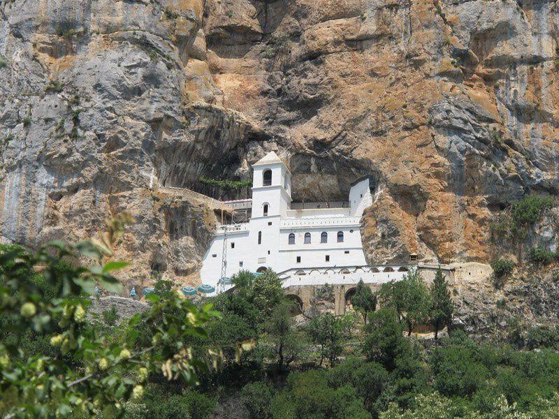 Monastère d'OSTROG     1650