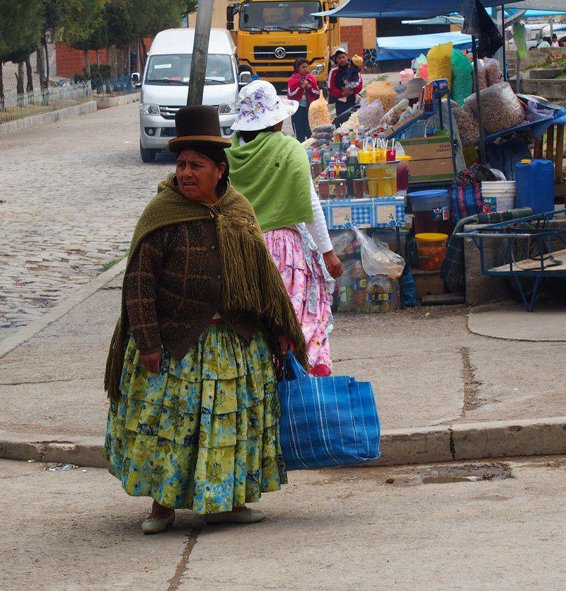 UNE SEMAINE EN BOLIVIE