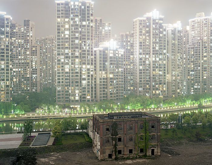 """Shanghai - """"The Raw and the Cooked"""""""