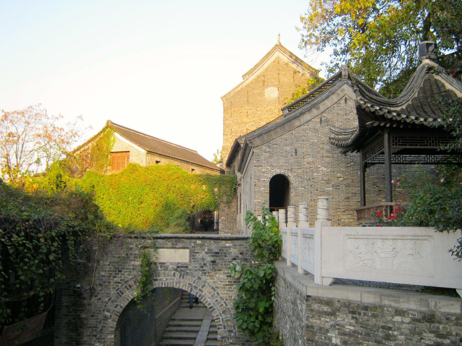 Zhenjiang, suite et fin