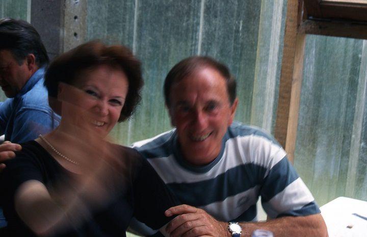 Méchoui chez Gilbert et Maryvonne Rouxel