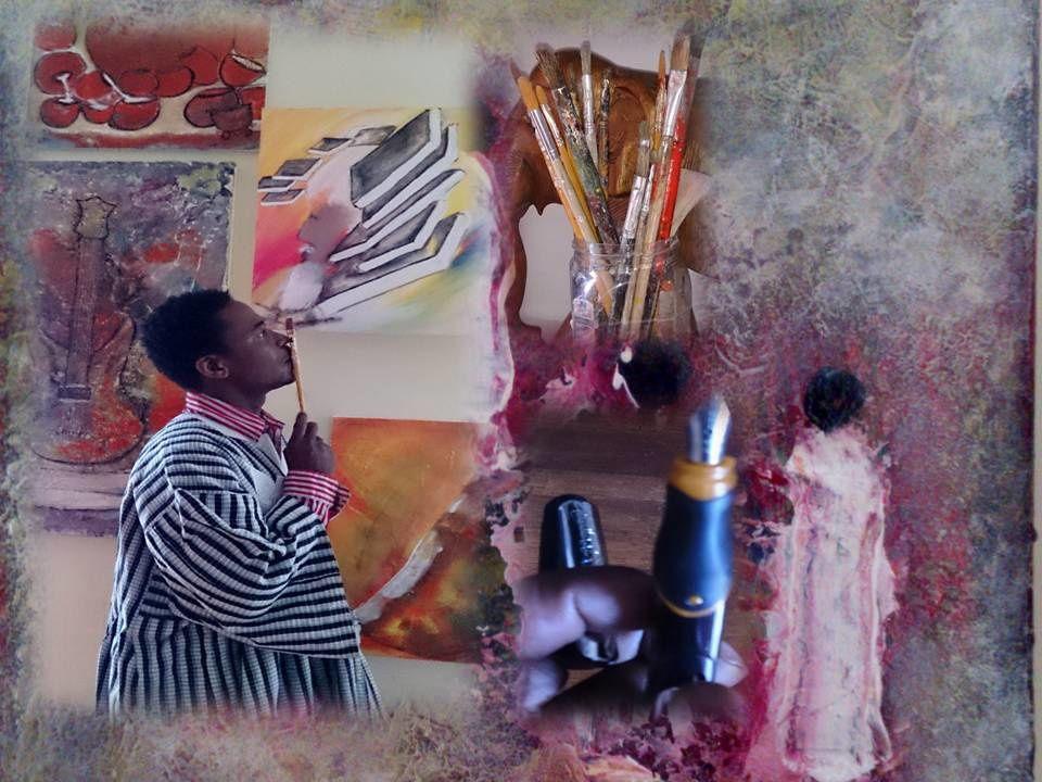 A ma mère , femme noire femme africaine