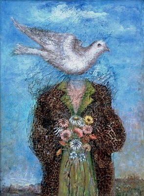 """White Bird"" Ruth Norman"