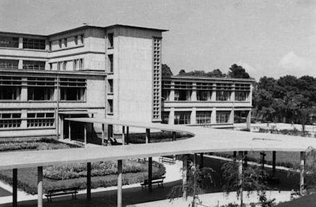 Lycée de Kouba 1960