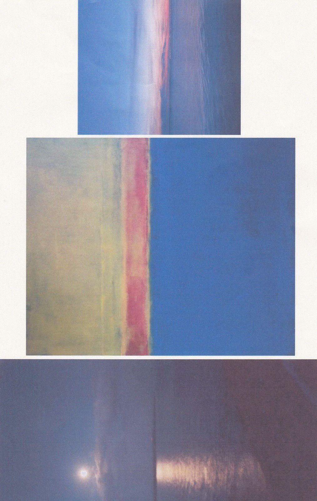 Escaut - Rothko - Escaut