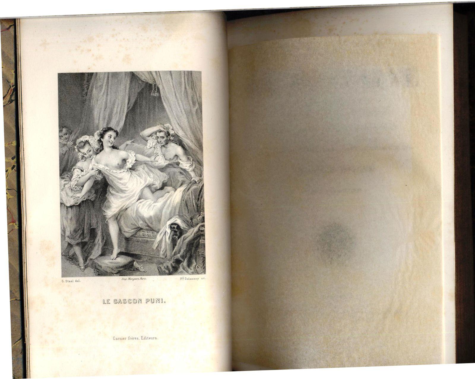 Oeuvres completes de La Fontaine Moland Garnier 5 tomes reliés
