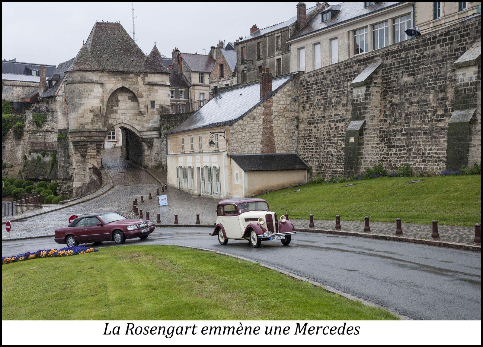 Circuit Historique 2013 Laon