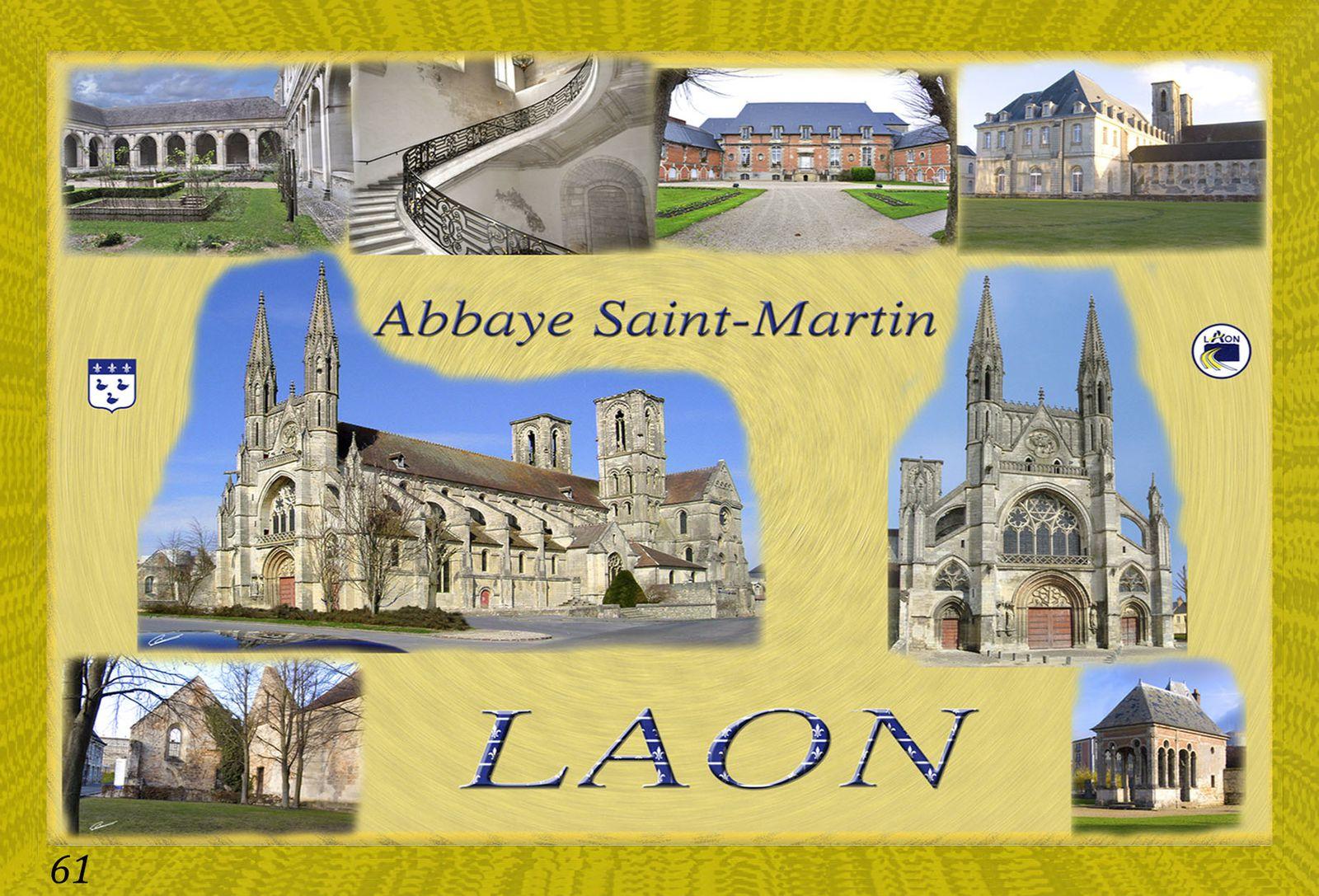 Cartes postales LAON