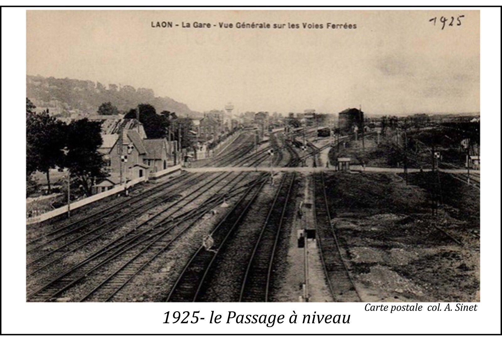 Passerelle Laon