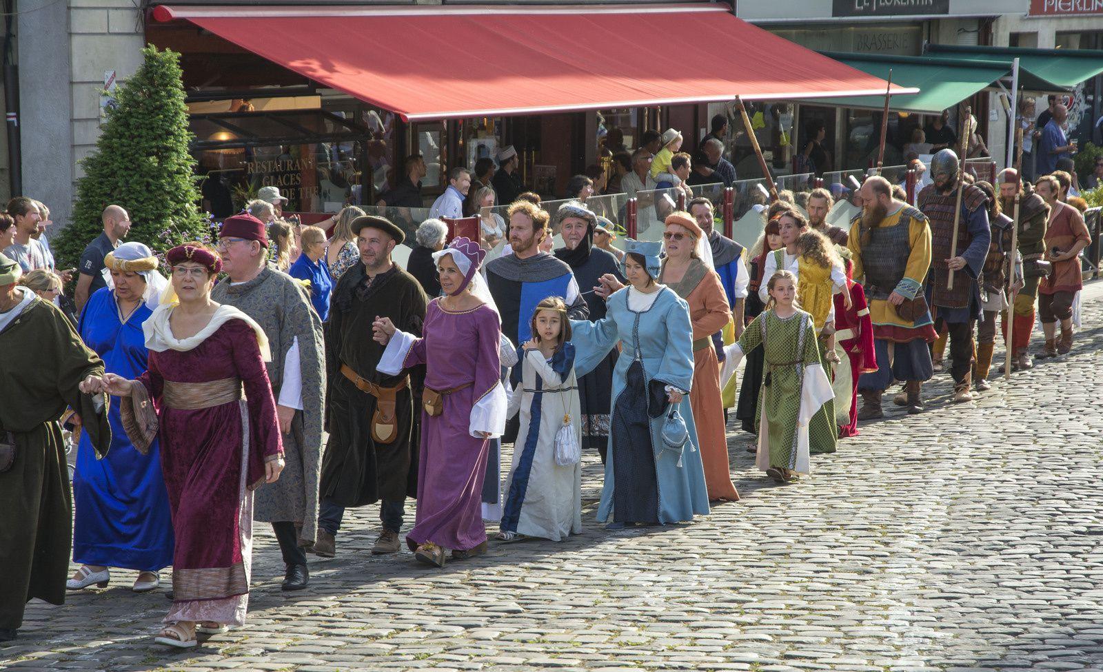 Fêtes Médiévales 2017 Laon