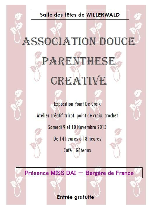 Notre Exposition 2013