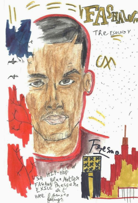7) Fashawn, The Ecology