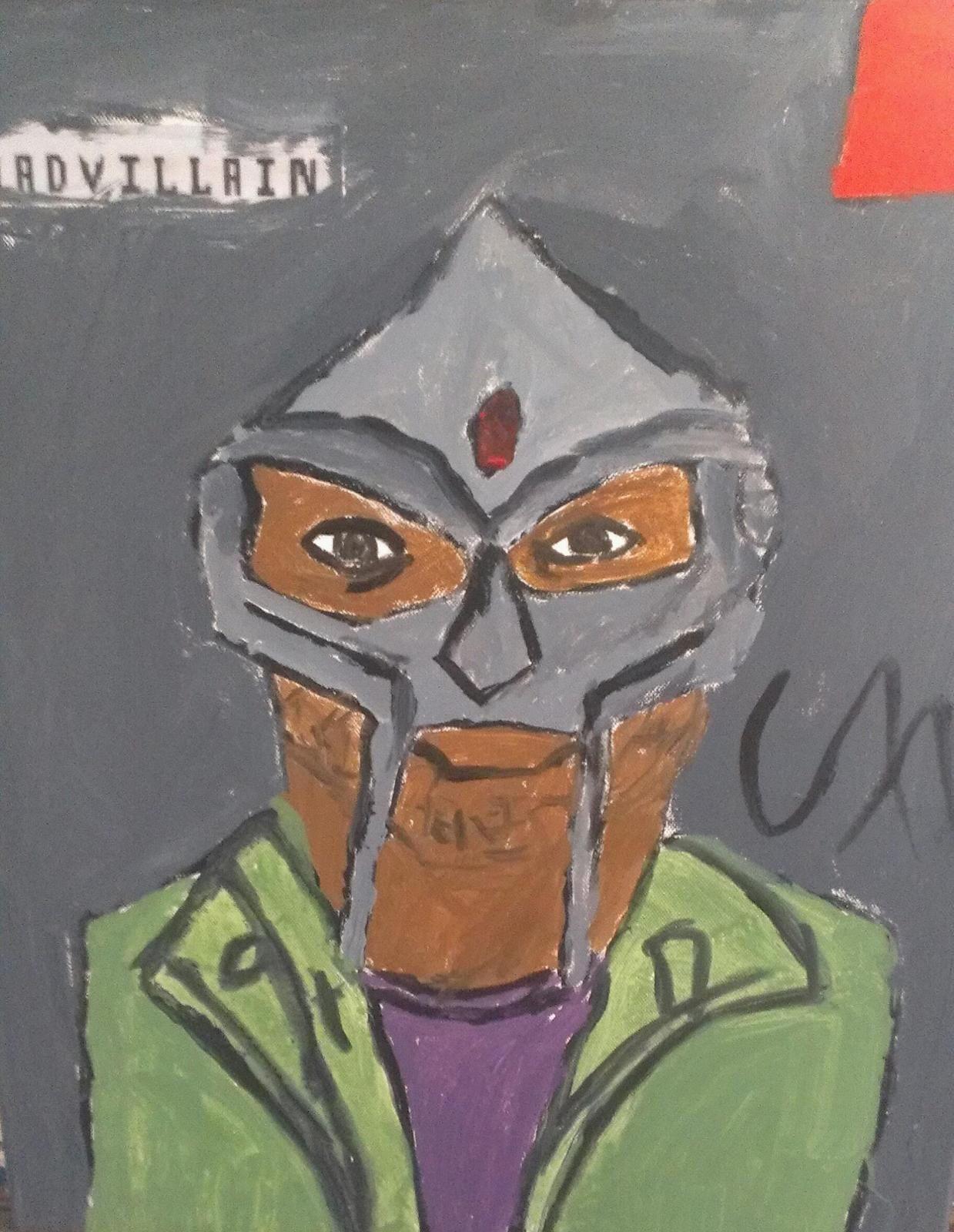 Ma première toile