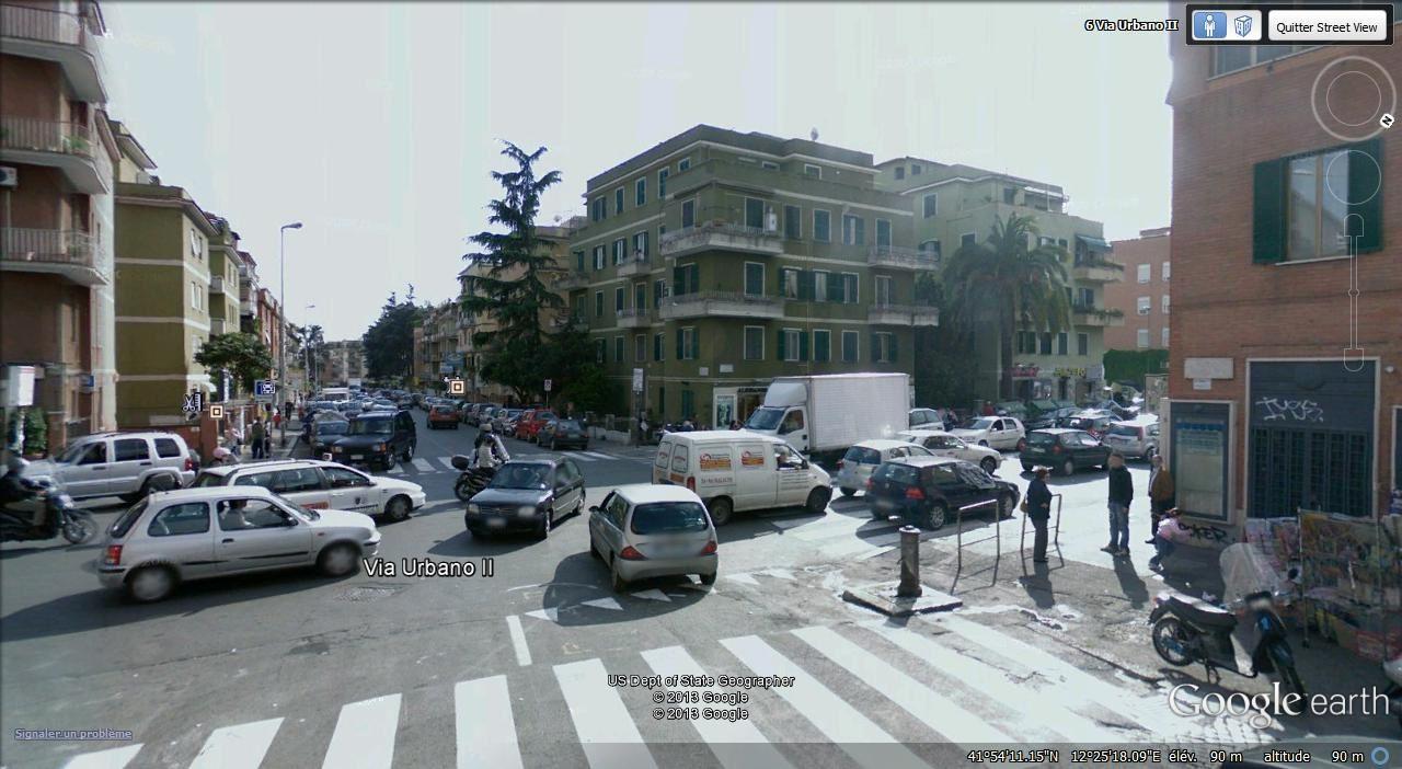 via Urbano II