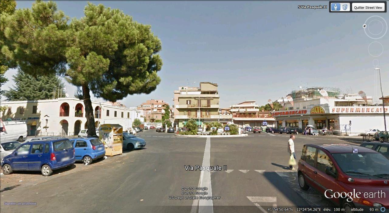 piazza Clemente XI