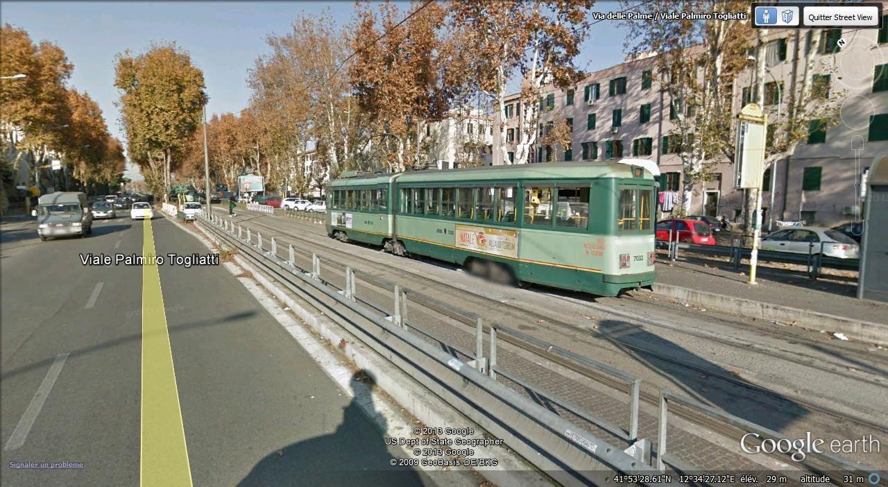 terminus du tramway