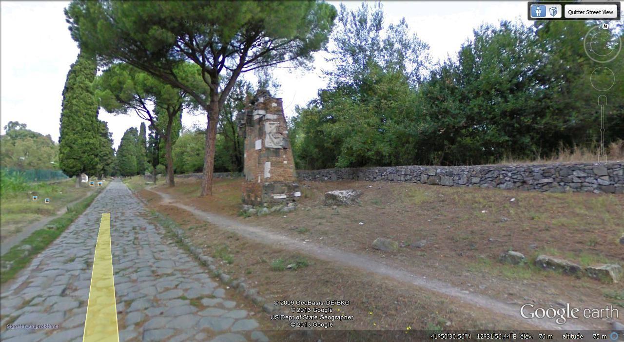 tombe de Marcus Servilius