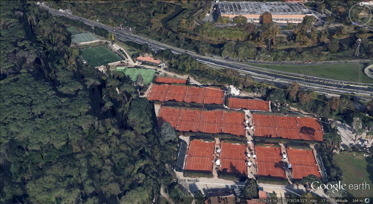 complexe sportif Villa Ada