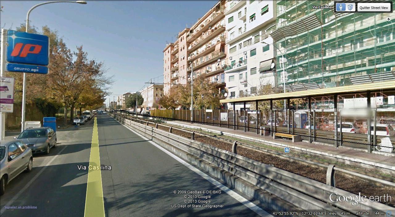tram-métro station Filarete