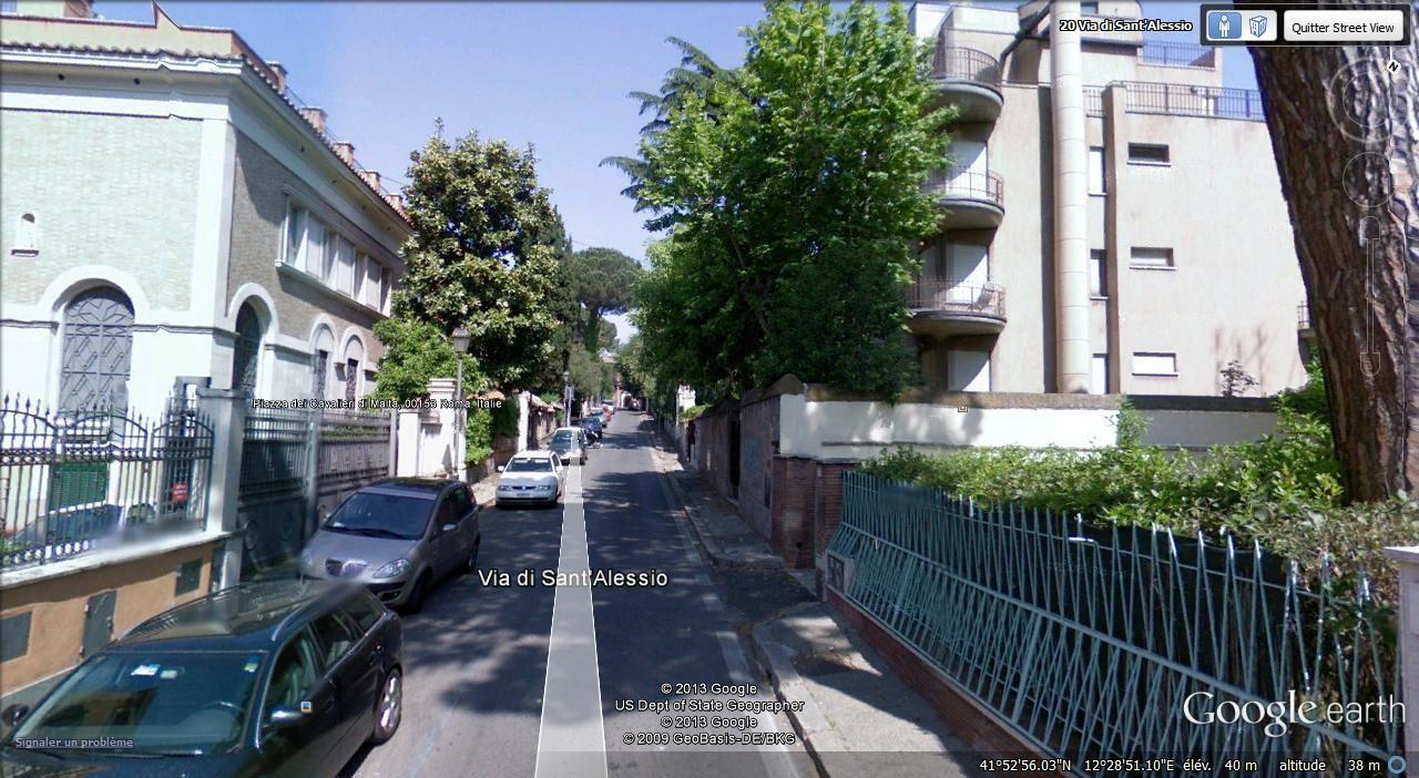 via di Sant Alessio