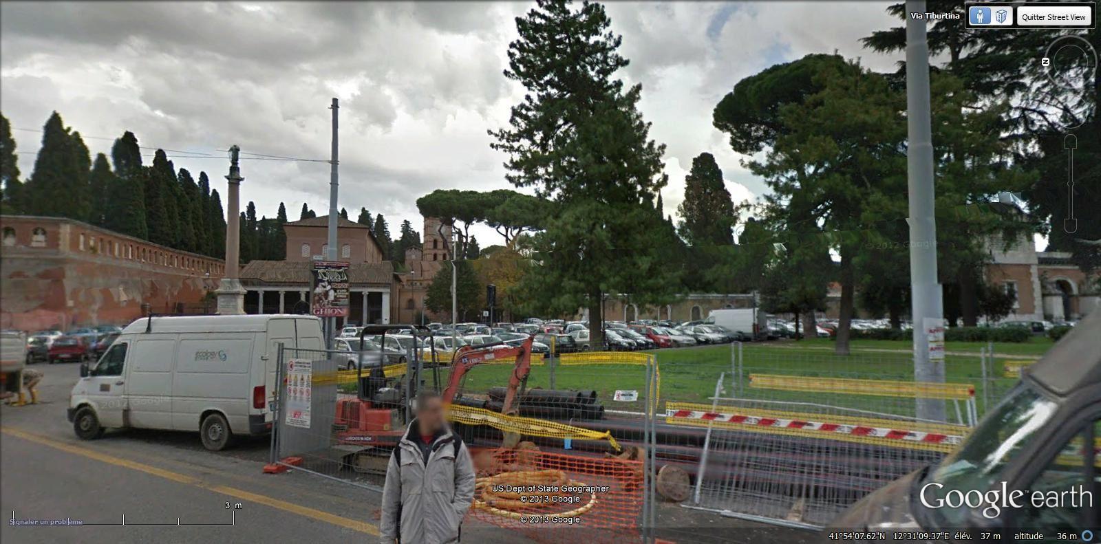 piazzale del Verano ( San Lorenzo tram Verano)