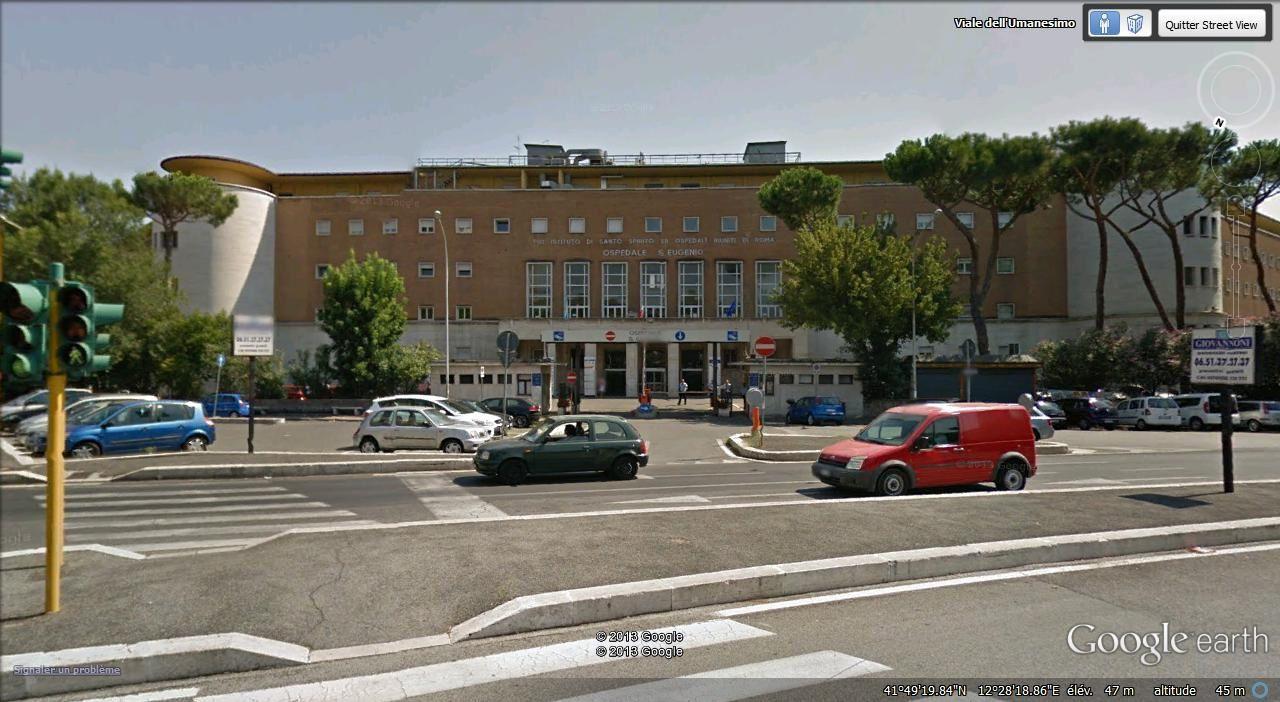hôpital Sant Eugenio