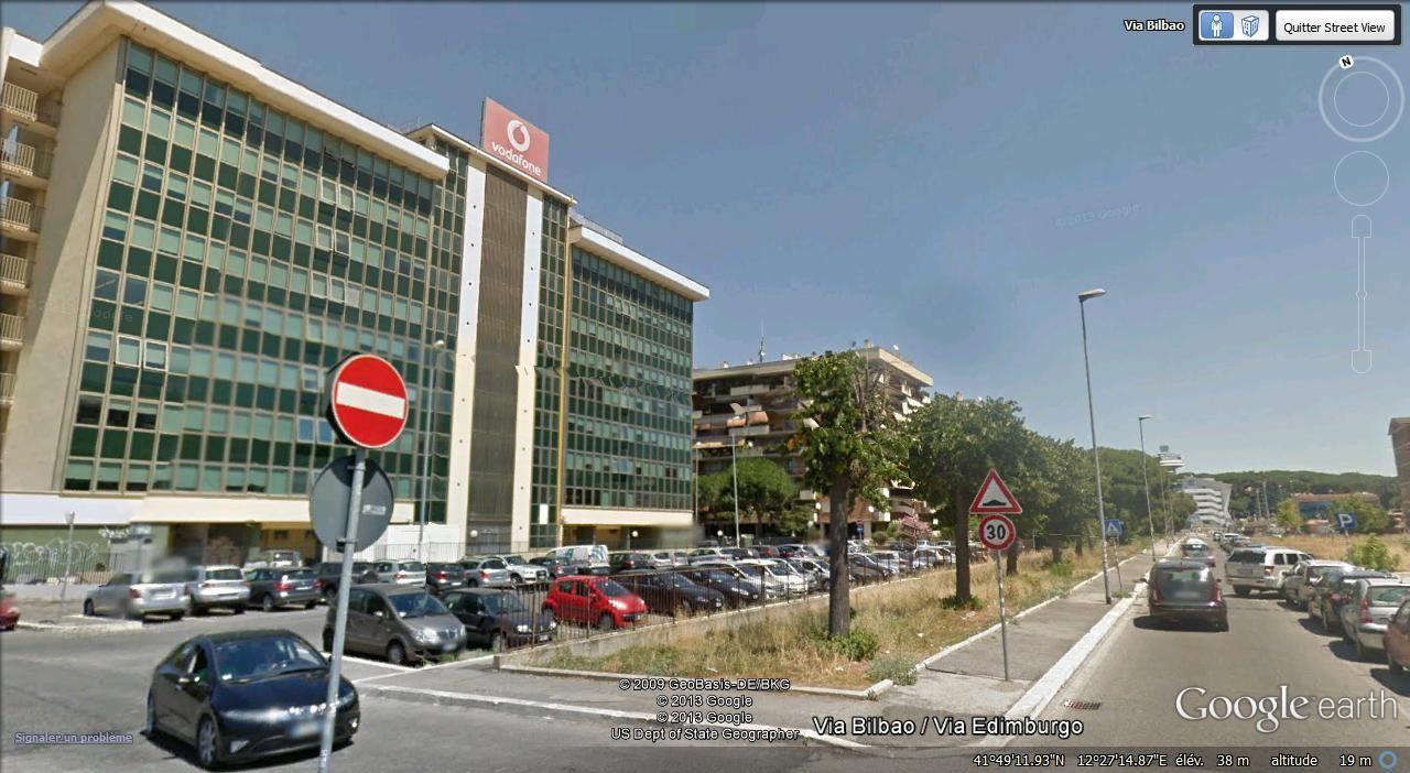 siège de Vodafone ( opérateur téléphonique )