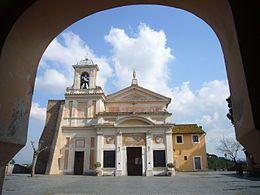 Sanctuaire de l'amour divin ( Vallerano)