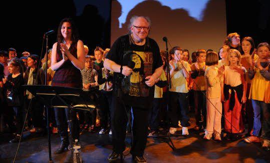 Le Chanteur Jean Luc Roudaut sera l'invité de la journée de la langue bretonne à Locoa Mendon