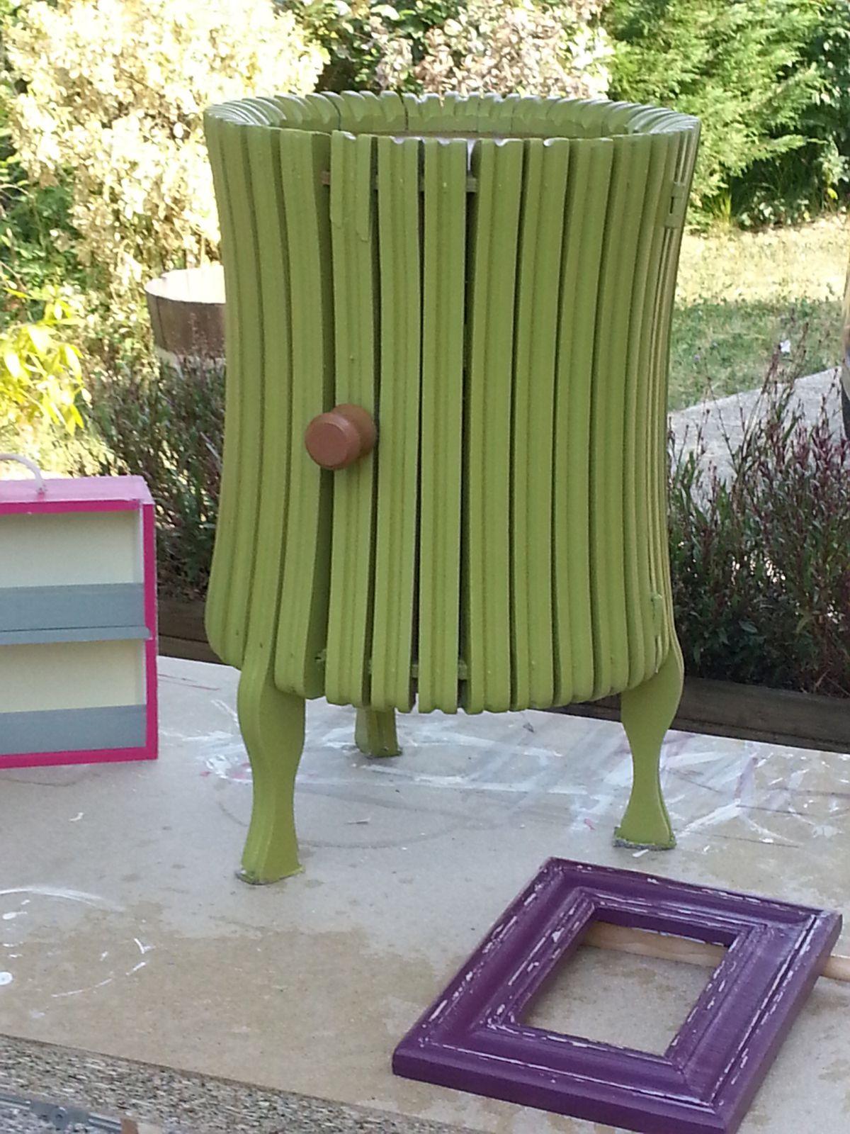 Nouvelles couleurs de l 39 automne relooker relouk relooking peindre - Relooking meuble bordeaux ...