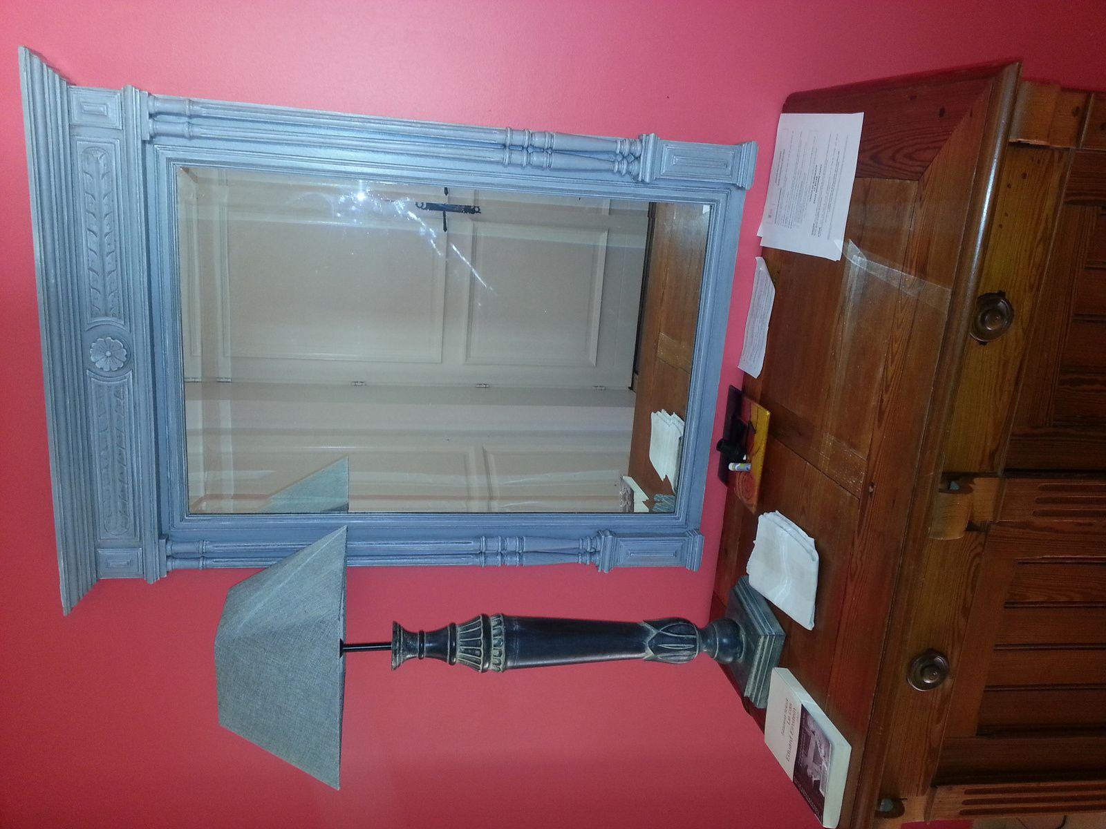 Miroir relooker relouk relooking peindre meubles cuisine bordeaux 33 griff - Relooking meuble bordeaux ...