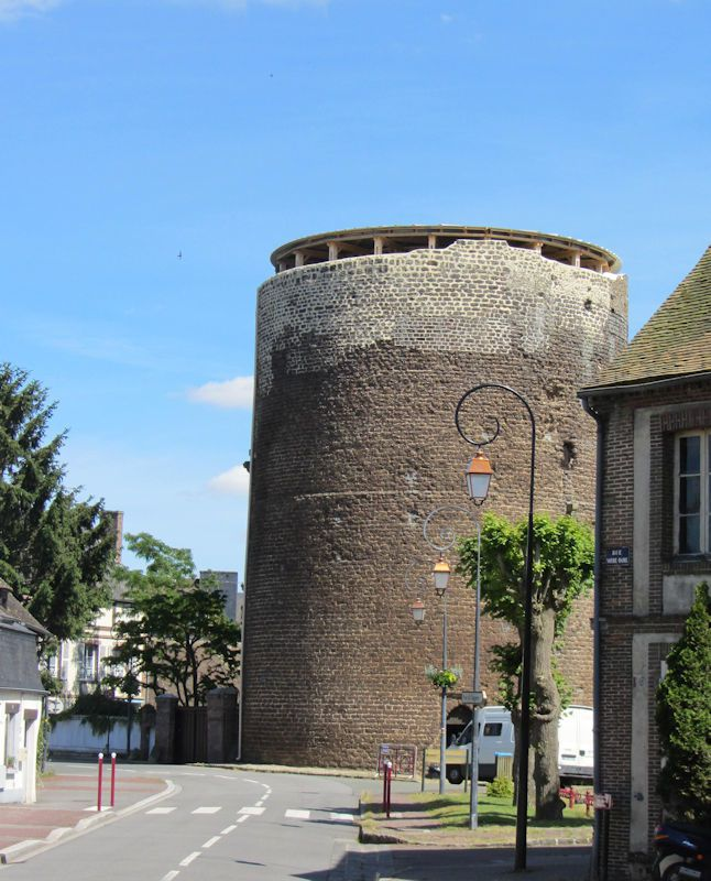 Le musée de la Tour Grise de Verneuil-sur-Avre