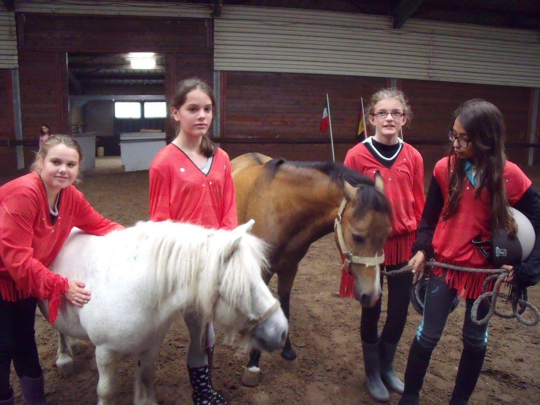 Stage équitation (15-18/07/2014)