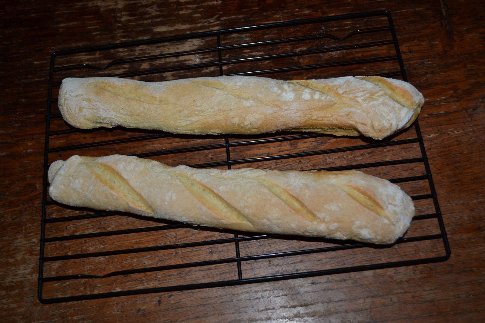 Baguettes fait au magimix 6200 xl