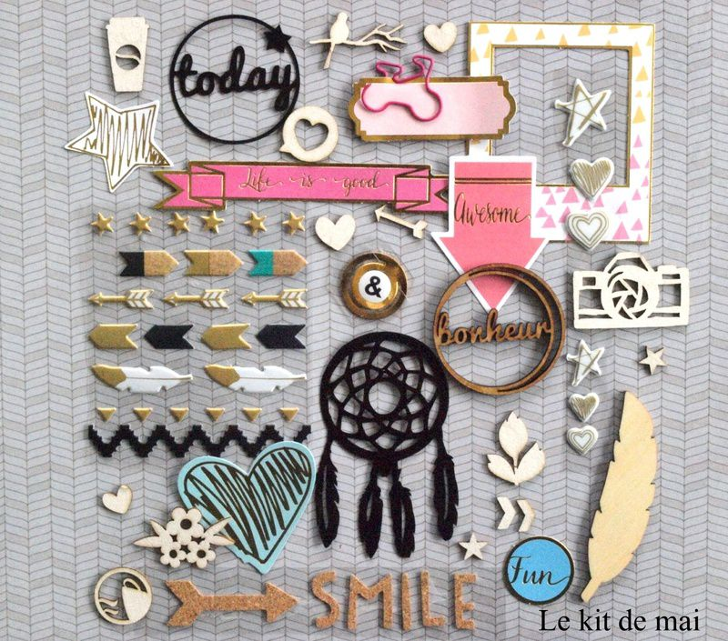 Blog candy chez Fil and Scrap...