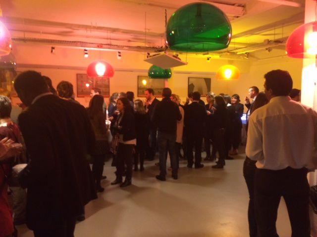 Une soirée riche et instructive à la fête de nouvelle année des équipes du Forum européen et français pour le sécurité urbaine