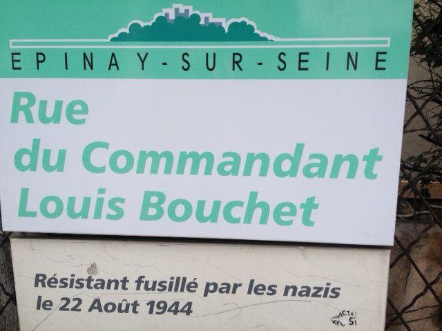 Enfin une plaque de rue digne de son nom et de ses actions.