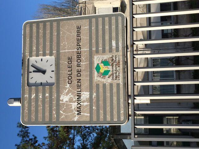 A quand un plan Marshall pour les dispositifs à l'entrée des collèges d' Epinay sur seine ?