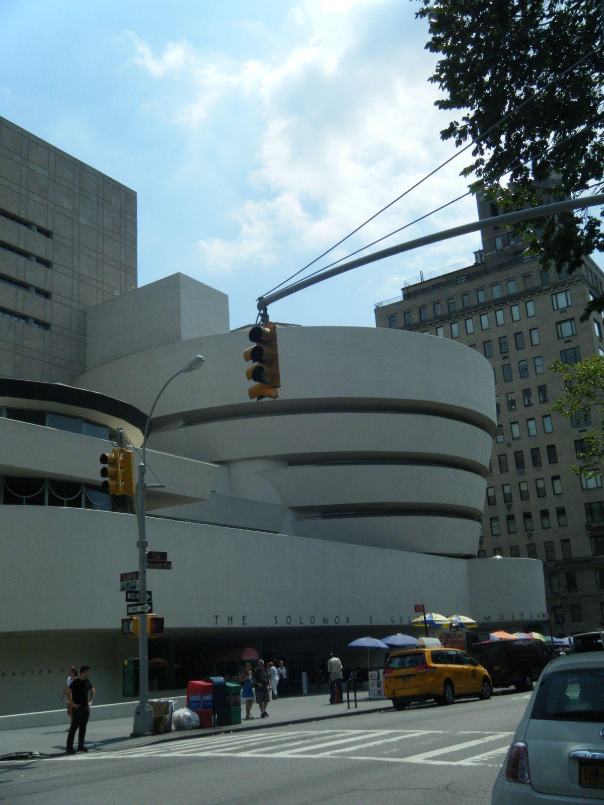 Musée Guggenheim, One World, Coney Island, High Line, Brooklyn