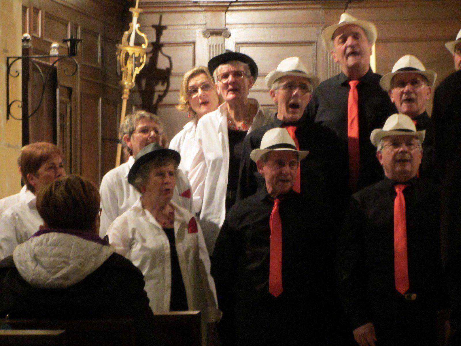 Notre concert au Deschaux