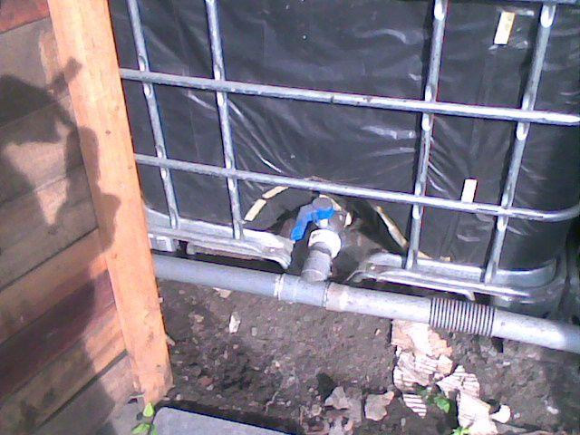 Syst me r cup ration d eau de pluie do it yourself for Systeme de recuperation d eau