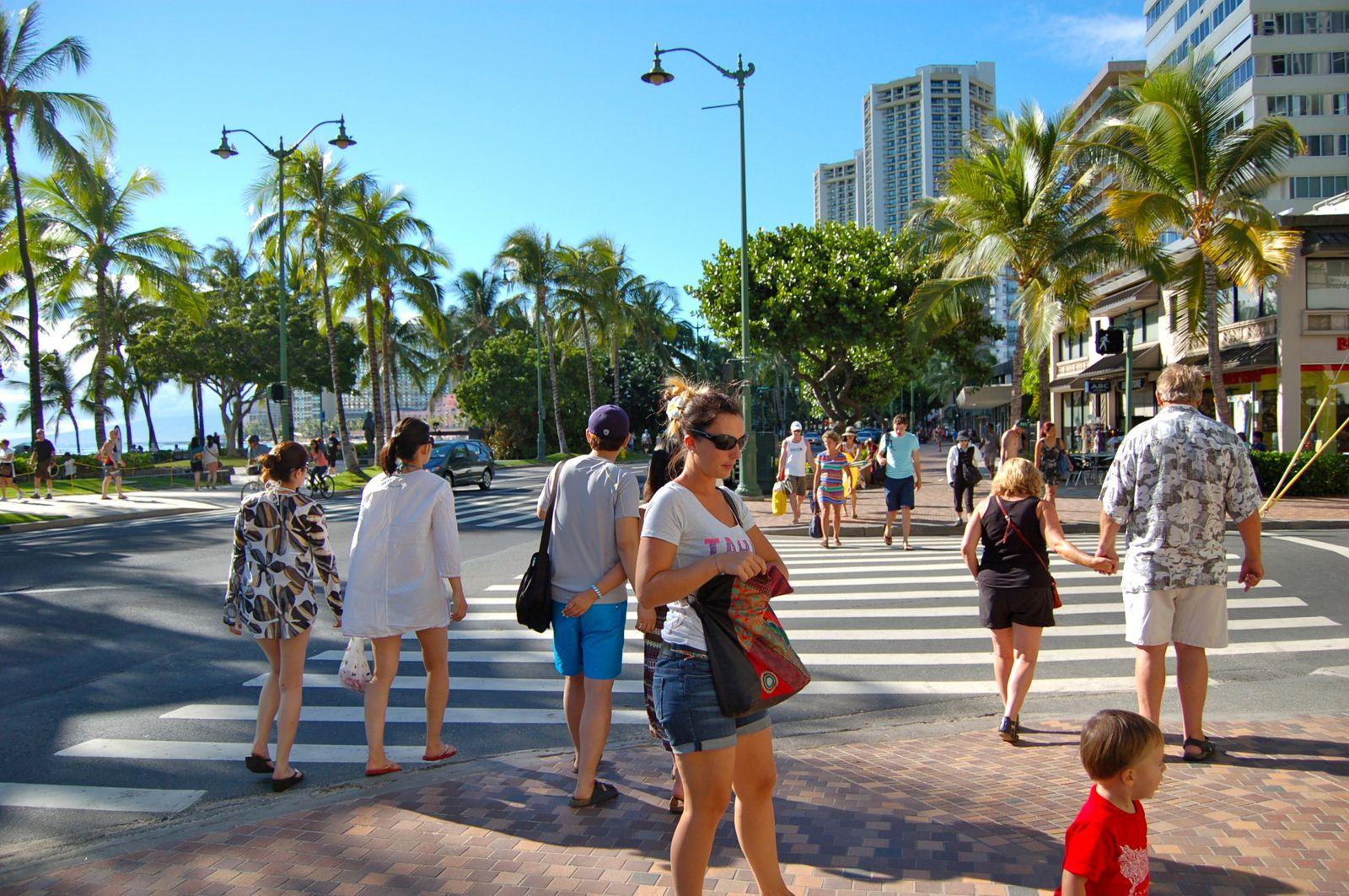 Hawai'i - part 2 : O'ahu