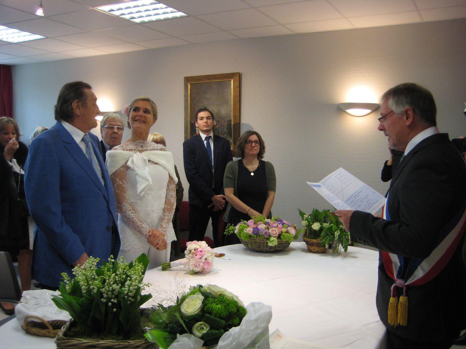 Mariage à Norolles (photos)