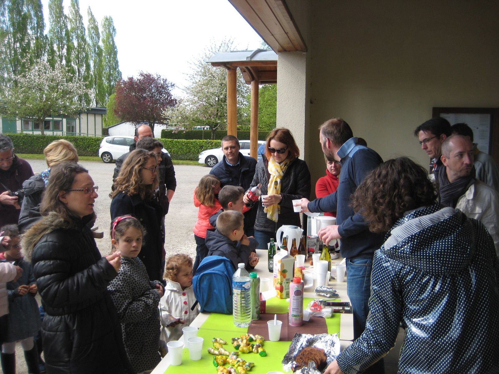 Chasse aux oeufs 2017. (photos)