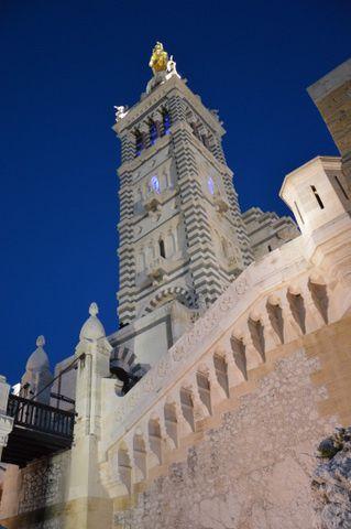 Soir sur Marseille