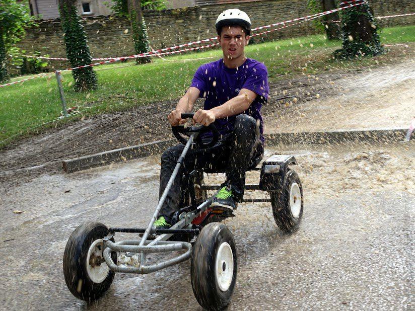 Course de Kart